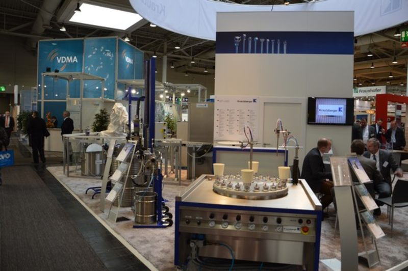 Surface Technology 2015 Hannover