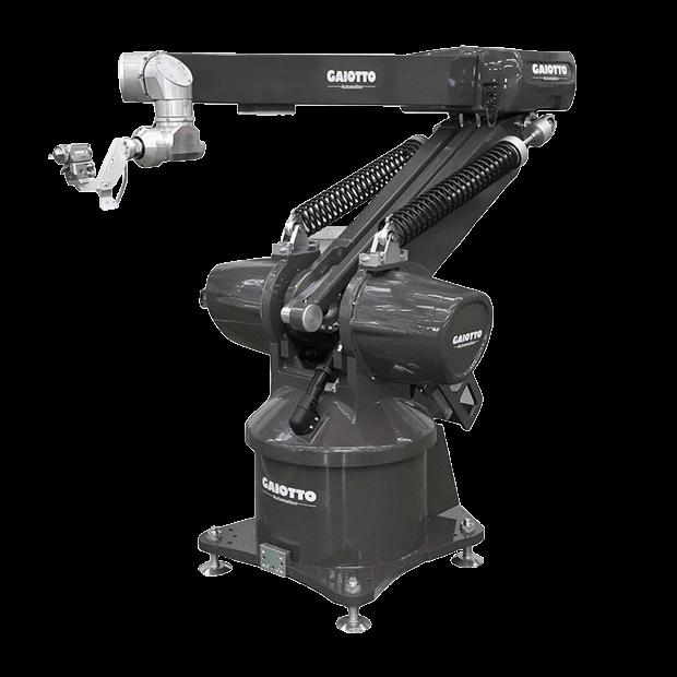Robot de mise en peinture GA 25
