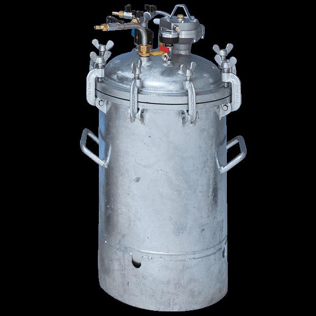 Materialbehälter 50 Liter