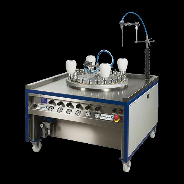 Rotary transfer machine R 703